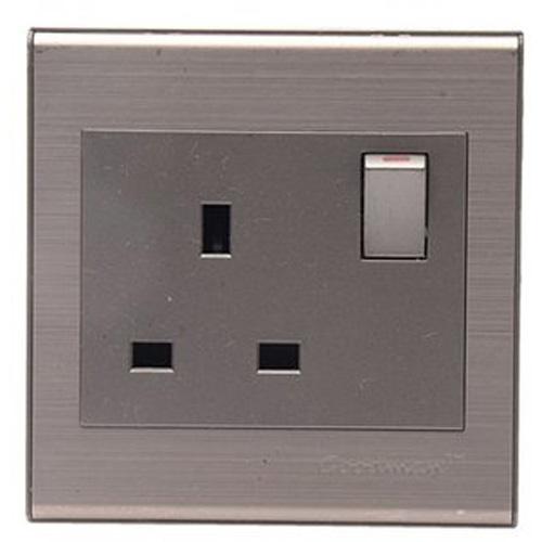 13A-Socket-Single